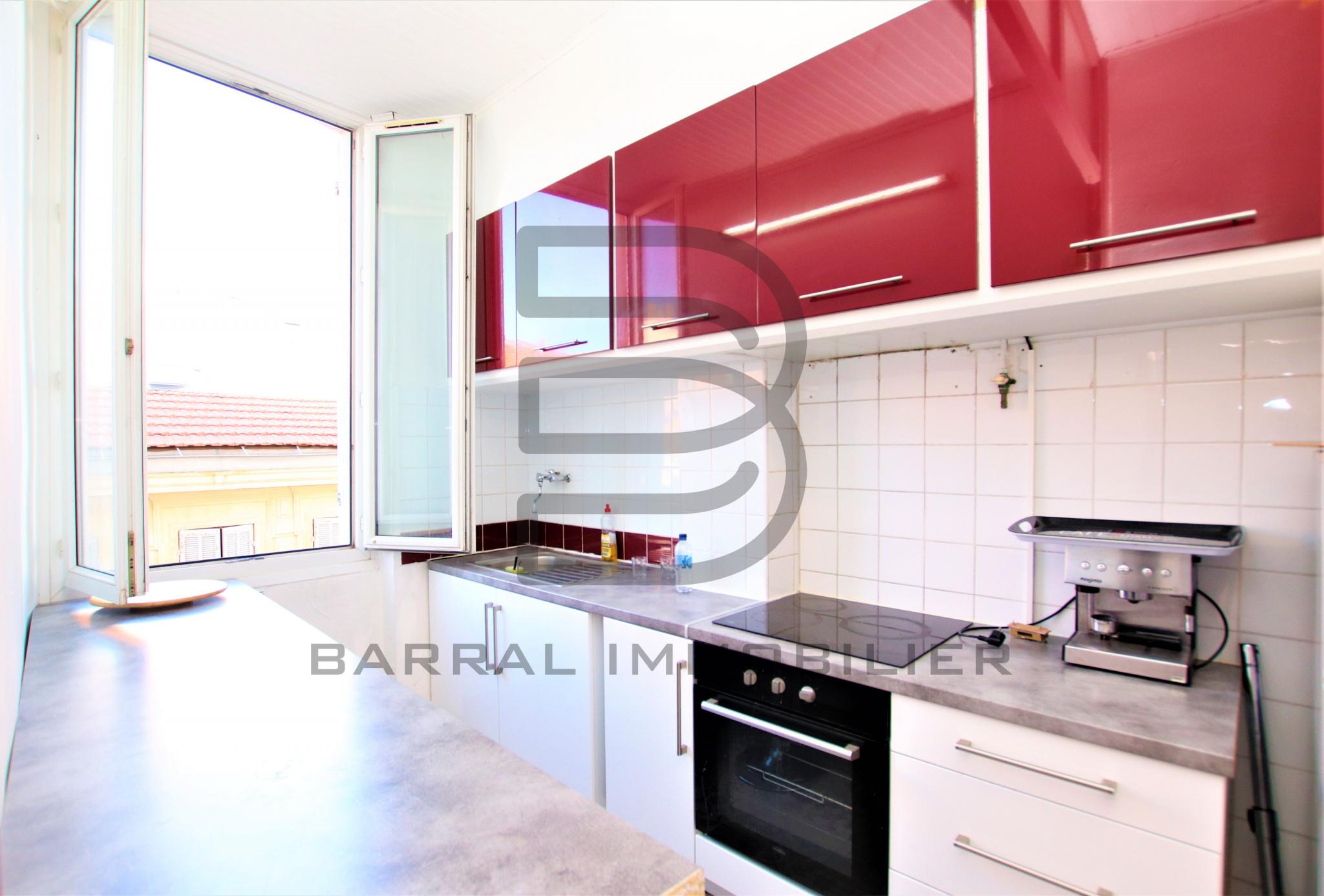 Vente Appartement Magnifique T2/3  de 42 m2 quartier du Panier / proche République à deux pas du Vieux Port Marseille 2